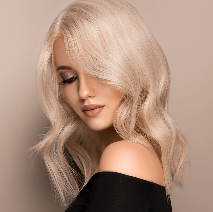 hair colouring services oakville